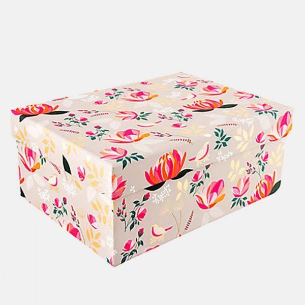 Sara Miller Peony Large Gift Box-0