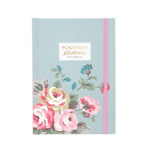 Cath Kidston Westbourne Rose Positivity Journal-0