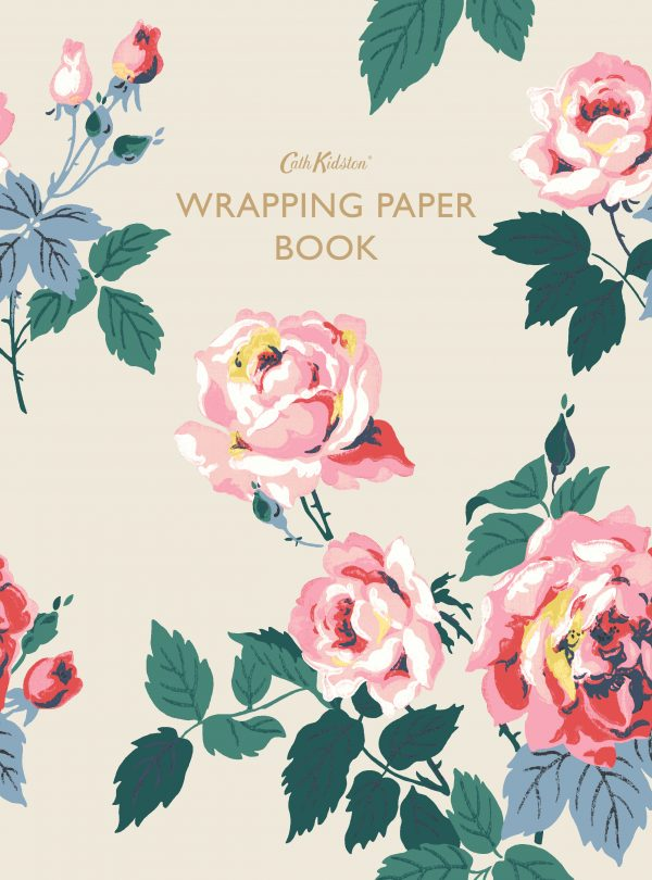 Cath Kidston Wrapping Paper Book-0
