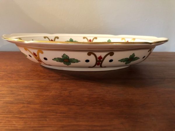 William Yeoward Giralda Open Oval Vegetable Dish - Made By Leeds Pottery-3454
