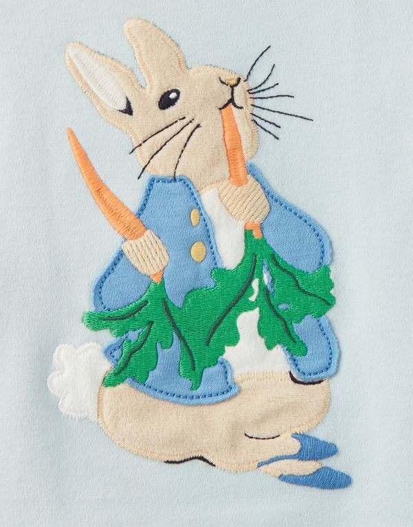Joules Baby Peter Rabbit Blue Top & Trouser Set-3492