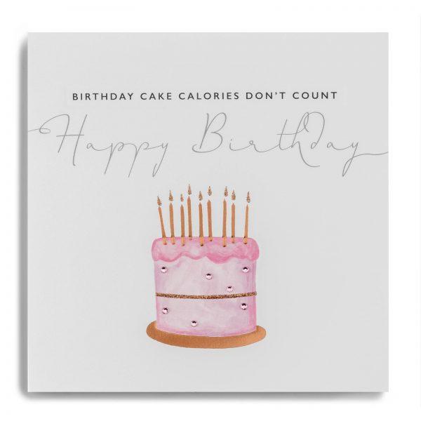 Janie Wilson Happy Birthday Cake Card-0