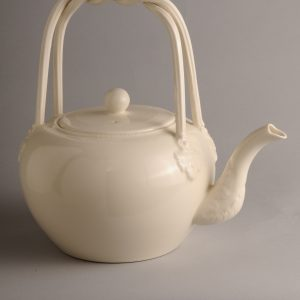 Hartley Greens Leeds Pottery Teapot Kettle-0