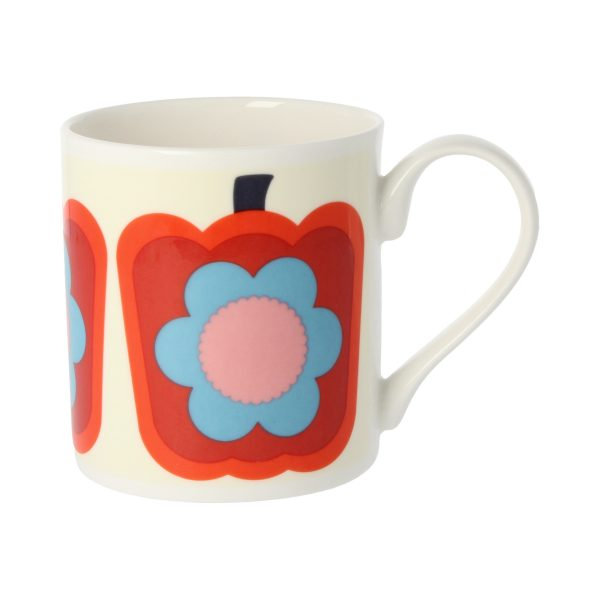 Orla Kiely Red Pepper Mug-0