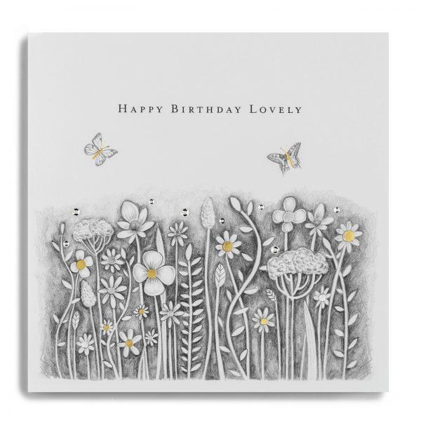 Janie Wilson Happy Birthday Lovely Card-0