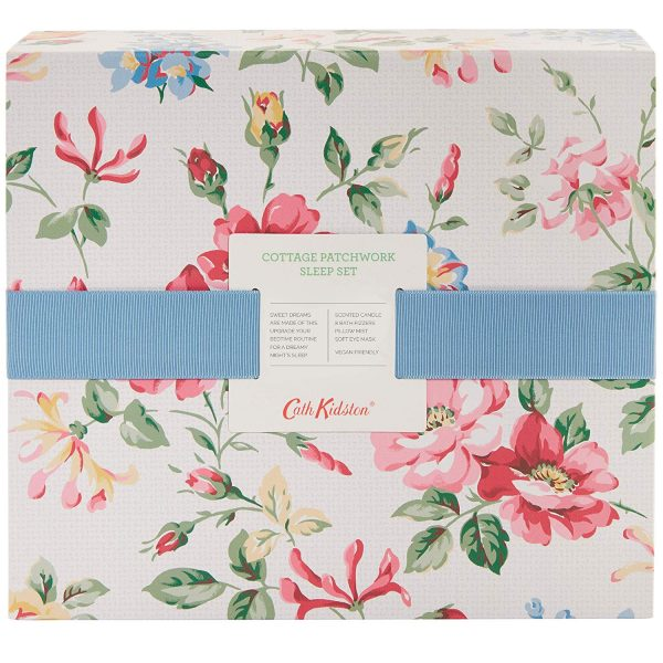Cath Kidston Cottage Patchwork Sleep Set Gift Set-3701