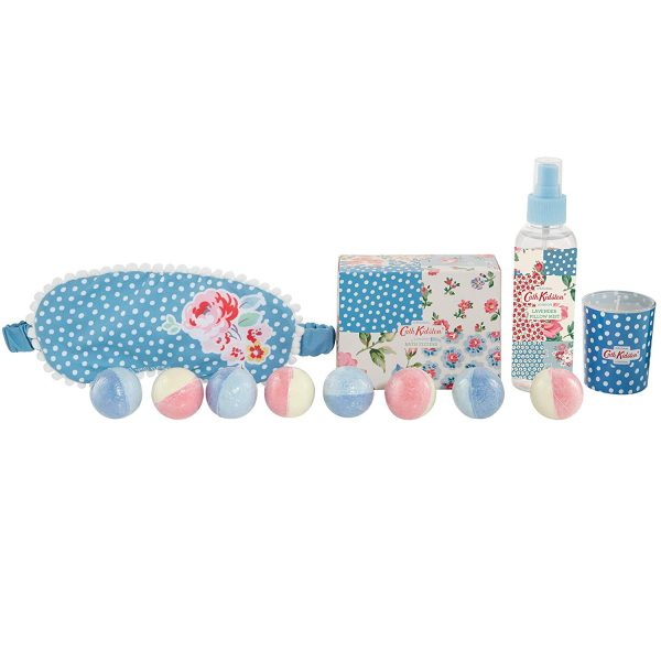 Cath Kidston Cottage Patchwork Sleep Set Gift Set-3699