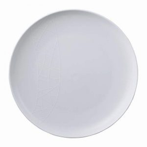 Jamie Oliver White on White Dinner Pukka Plate-0