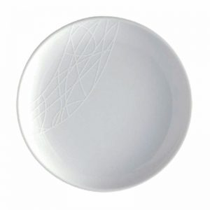 Jamie Oliver White On White Side Plate