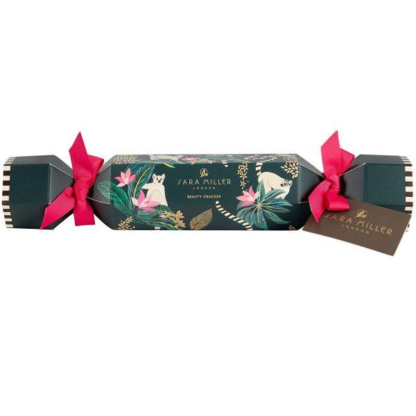 Sara Miller London Tahiti Beauty Cracker, 2 Hand Cream, 1 Lip Gloss-0