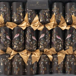 Sara Miller Partridge Luxury Christmas Crackers -0