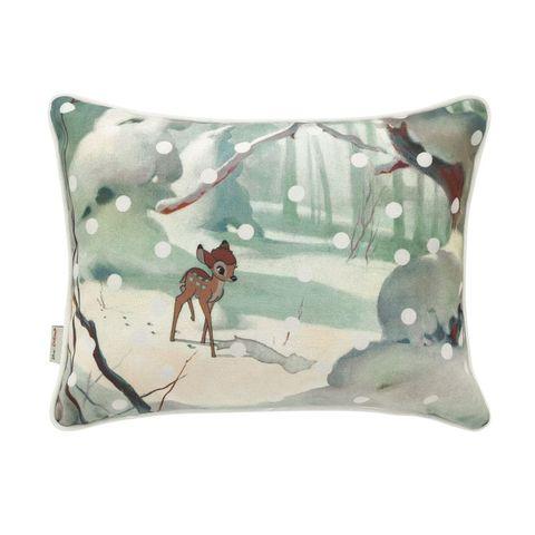 Cath Kidston Disney Bambi Scene Cushion -0