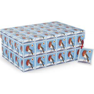 Emma Bridgewater Robin Stamp Large Gift Box -0
