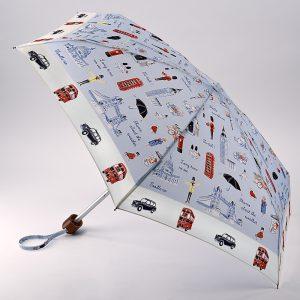 Cath Kidston London Icons Handbag Umbrella -0