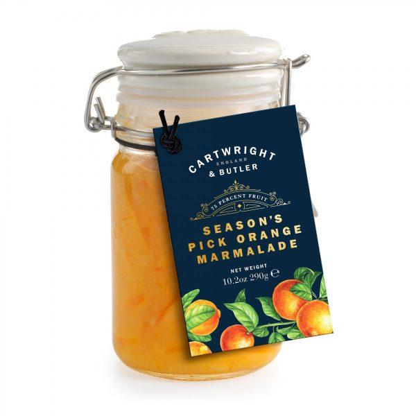 Cartwright & Butler Season's Pick Orange Marmalade-0
