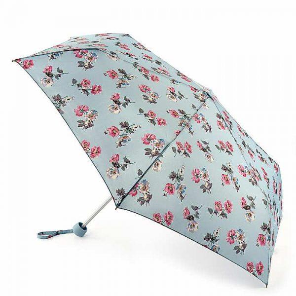 Cath Kidston Minilite Cats & Flowers Umbrella -0