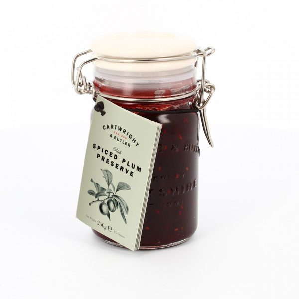 Cartwright & Butler Spiced Plum Preserve -0