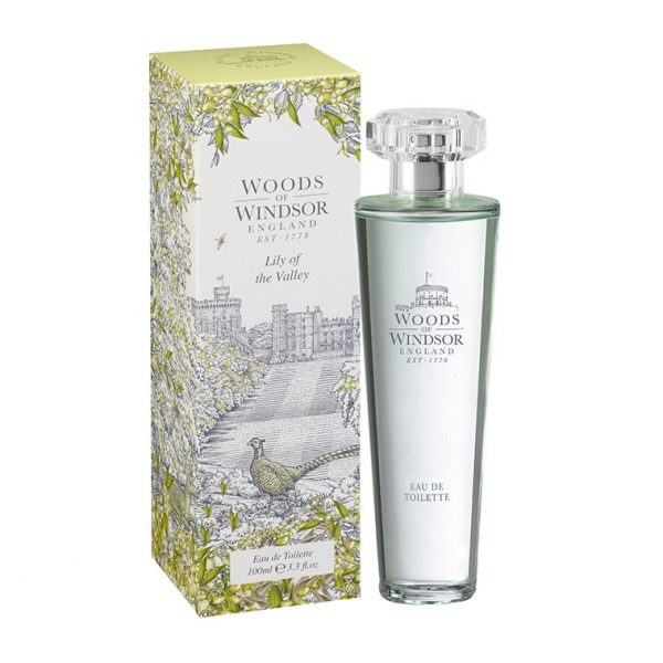 Woods Of Windsor Lily Of The Valley Eau De Toilette -0