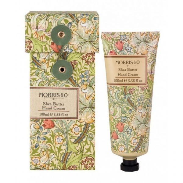 William Morris Golden Lily Hand Cream, Gift Boxed-0