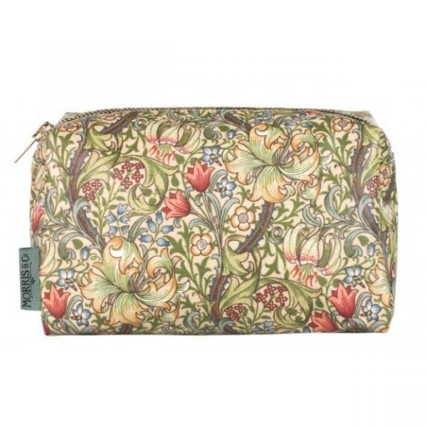 William Morris Golden Lily Cosmetic Bag-0