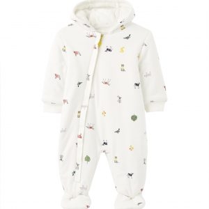 joules baby pram suit
