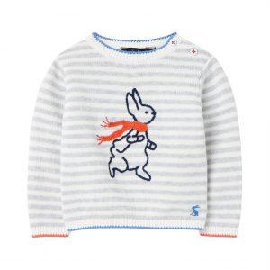 joules baby peter rabbit jumper