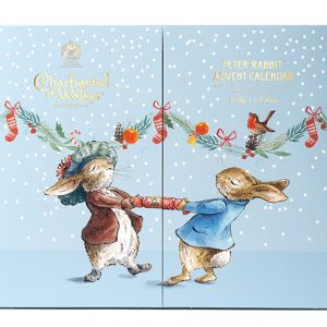 charbonnel walker peter rabbit advent calendar