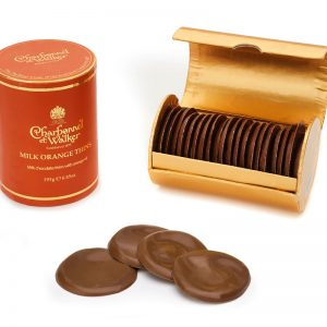 charbonnel et walker chocolate orange thins