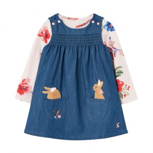 joules peter rabbit dress