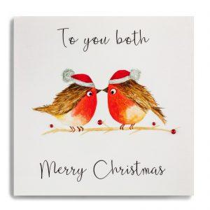 janie wilson both christmas card