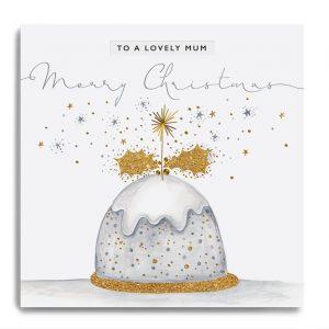 janie wilson mum christmas card