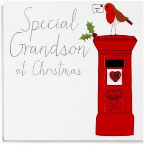 janie wilson grandson card