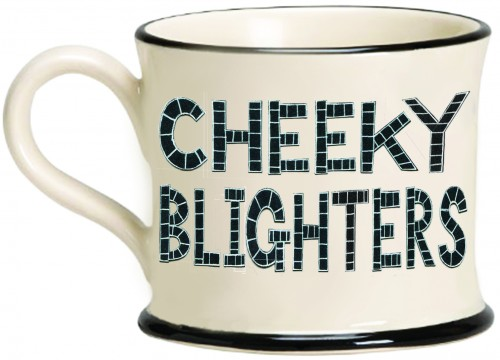 moorland cheeky blighters mug