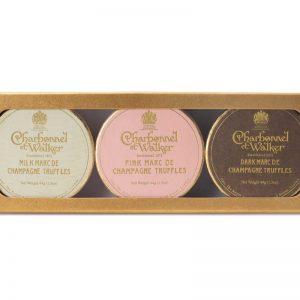 charbonnel champagne truffles
