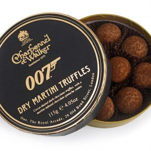 charbonnel dry martini truffles