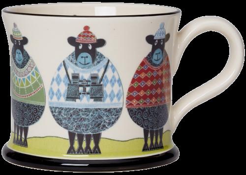 moorland sheep woolly rambler mug