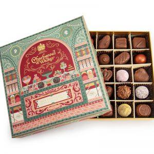 charbonnel et walker christmas chocolate selection