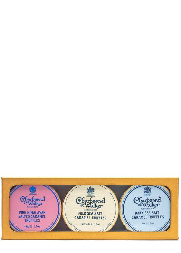 charbonnel salted caramel truffles