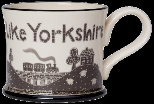 moorland yorkshire place mug