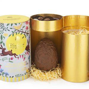 charbonnel milk easter egg and truffles