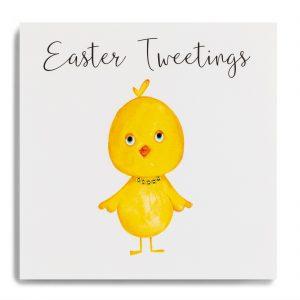 easter tweetings card