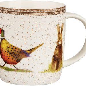 alex clark wildlife mug