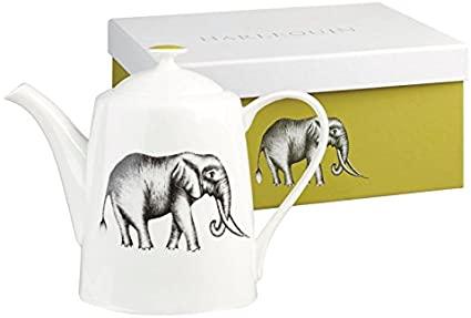 harlequin savanna teapot