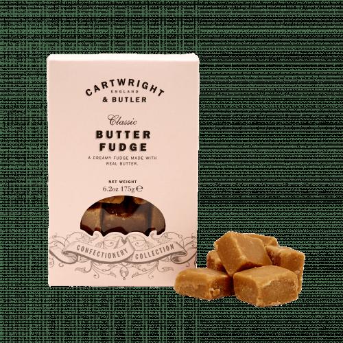 cartwright butter fudge