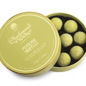 charbonnel pistachio truffles