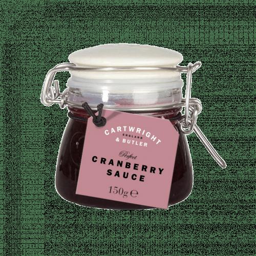 cartwright and butler cranberry sauce