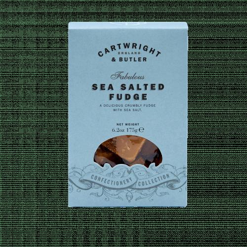 cartwright salted caramel fudge
