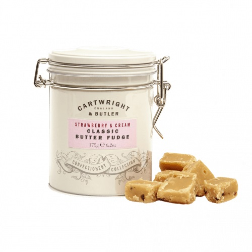 cartwright and butler strawberry fudge