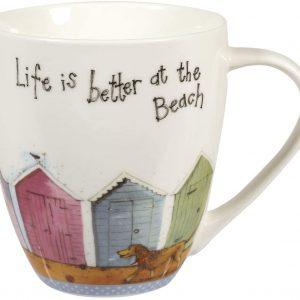alex clark beach crush mug