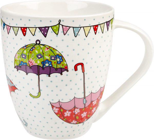 caravan trail umbrellas crush mug